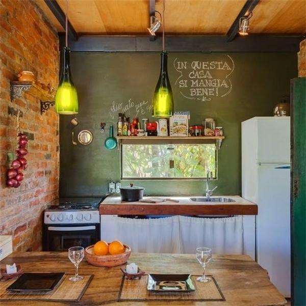 Ferraro Habitat: rustik tarz tarz Mutfak